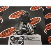 Factory Products Saddle Bag Lock Set for '97-'13