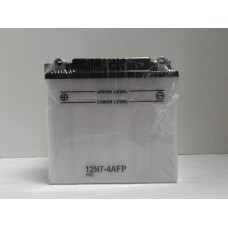 Factory Products, 12N7-4A Sport Battery.