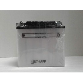 Battery - Factory Products, 12N7-4A Sport Battery.