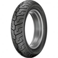 200/55-R17 DUNLOP D-402 HD SERIES REAR BLACK WALL TIRE