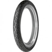 DUNLOP 130/70-18 63H D-402 HD SERIES FRONT BLACK WALL TIRE
