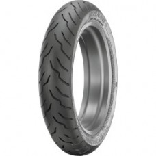 130/60-B21 DUNLOP AMERICAN ELITE BLACK WALL FRONT TIRE