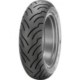 DUNLOP MT/90-B16 74H AMERICAN ELITE REAR BLACK WALL TIRE, 0306-0422
