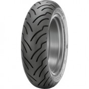 DUNLOP 160/70-B17-73V AMERICAN ELITE REAR BLACK WALL TIRE