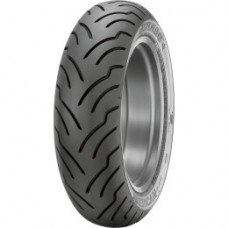 160/70-B17-73V DUNLOP AMERICAN ELITE REAR BLACK WALL TIRE
