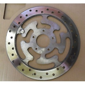 Factory Products, 11.8 Front Right Side Brake Rotor, 08/Later