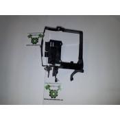 USED - 2004 Sportster Battery Box - OEM 66194-04 - ID 1020