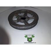 USED - 2004 Sportster Rear Drive Pulley Gear 68T - Silver - OEM 40352-04 - ID 1034
