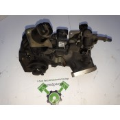 USED - 2006 Road Glide T/C 88 Intake for fuel injection with injectors - OEM 27708-06B - ID 1153