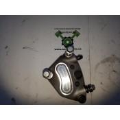 USED - 99 - 08 FL - Front Brake Caliper - Left side - Silver - OEM 44382-99 - ID 1160