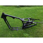 USED - 2000 XL883 Frame with Ontario ownership NOT BRANDED - ID 1239