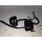 USED - 2000 Sportster/Dyna Signal switches with wiring hanress - pair - ID 1255