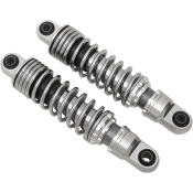 "SHOCKS 13"" ADJ CHROME 91-17 FXD  1310-1201"
