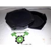 USED - 98-13 FLH Fairing Speaker Mounts with grills - OEM 77047-98 - ID 1326