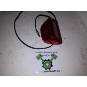 USED - Softail / Sportster Tail Light - LED - ID 1483