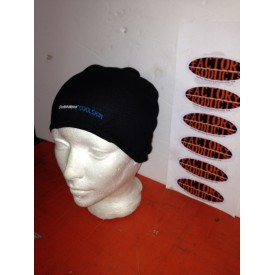 Schampa Cool Skin Skull Cap, Black