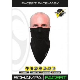 Schampa FaceFit I-Tie System – Black