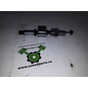 USED - EVO T/C 88 Starter Jack Shaft Assembly - ID 1524