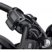 GENUINE HARLEY DAVIDSON - 1.25 in. Fat Riser Kit  - NEW GLOSS BLACK OEM 55900157