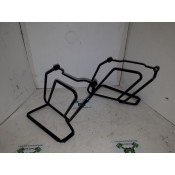 NEW - Sportster Saddlebag Inner Steel Support Brackets - ID 1787