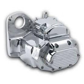 ULTIMA 6 Speed Left Side Drive Polished Transmission