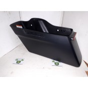 NEW TAKE OFF - 2014 Later Touring - Saddlebag Bottom - Left Hand - Black Demin OEM 90201059BYM - ID 2036