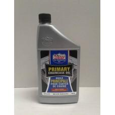 Lucas. Primary Chaincase Oil, Six Pack.