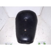 USED - 82-2003 XL Sportster Solo Seat - one botton top missing ID 2081