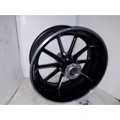NEW TAKE OFF - 2018 Breakout - Rear Wheel - 10 Spoke - 18X8 - OEM 40900447- ID 2124