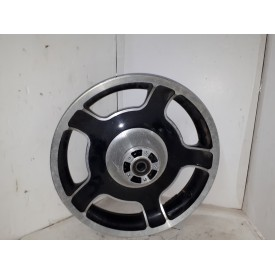USED - FLHX style wheel - 18  X 3.5 - Front - ID 2131