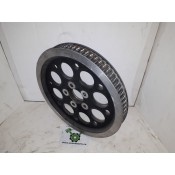 """USED - 2000-07 Touring -Rear Pulley Sprocket - 70T  1 1/8""""  -  Black and Natural  - OEM 40217-00- 2145"""