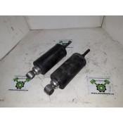 USED - 2000-07 Softail OEM Shocks - Pair - OEM 52508-00 - ID 2149