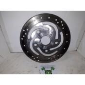 "USED - 2000-07 Touring, 2000-14 Softail/Dyna - Brake Rotor - Left - 11.5"" - OEM 44156-00 - 2156"