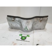 USED - 96-13 Touring Front Fork Chrome SKirt - OEM 58208-96 - ID 2179