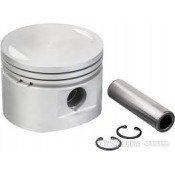 """Harley Davidson OEM Evolution 1340 Piston, +.010"""" with Rings, Pin and Clips, 21942-83"""