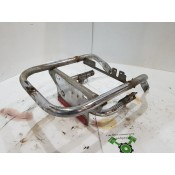 USED - 1997 FLHT EVO Rear Tourpack mount with licence plate bracket - OEM 53425-97 - ID 2216