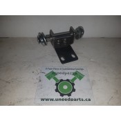 USED - softail seat front mount - ID 2294