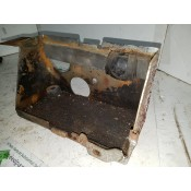 USED - 1980 FLH Shovel - Battery tray - rusted - OEM 49188-79A - ID 2325