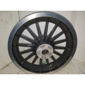 USED - 1980 FLT Front or Rear rim - new powdercoated - OEM 41125-81 - ID 2345