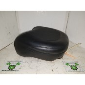 USED - softail Pillion Pad - Weaved Seat - ID 2378