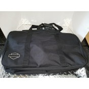 USED - HD Luggage - Embroidered Logo - Reinforced sides with cargo pockets - ID2389