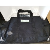 USED - HD Luggage - Embroidered Logo - soft sides - ID 2390