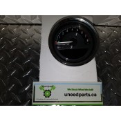USED - XL / FXD  Combination Speedo/tach Silver Face - OEM 70900273 - ID 2427