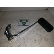 USED - 2008 later FLH FLHR FLTR Rear Foot brake lever - OEM 42407-08 - ID 2449