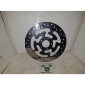 "NEW DISPLAY MODEL - 11.8"" Front polished rotor - Right - ID 2465"