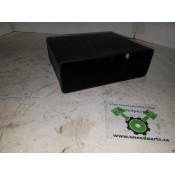 USED - 98-13 FLH Fairing box - replaces radio - ID 2485