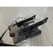 USED - 2003 FLHR Rear swingarm - OEM 47549-02A - ID 2536