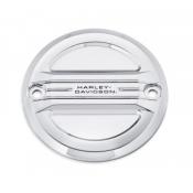 GENUINE HARLEY DAVIDSON - CHROME Airflow Timer Cover OEM 25600047