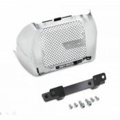 NEW - GENUINE HARLEY DAVIDSON- Oil Cooler Cover - Chrome - OEM 25700633
