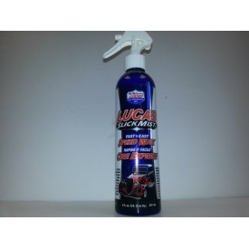 Lucas Slick Mist Speed Wax 8 Oz. Bottle.